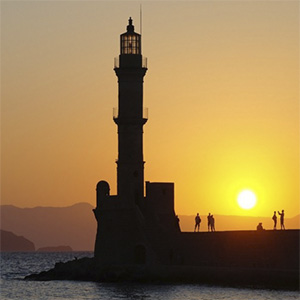 Lighthouse-Chania